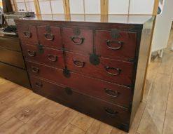 時代箪笥 和家具 衣装箪笥 アンティーク レトロ