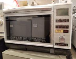 アイリスオーヤマ 加熱水蒸気 スチームオーブンレンジ MS-2402