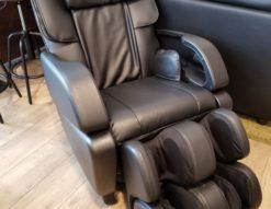 スライヴ マッサージチェア くつろぎ指定席 CHD-9008 ブラック