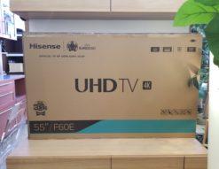 Hisense ハイセンス 4K対応 55V型液晶テレビ 55F60E