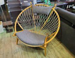 CIRCLE CHAIR Circle Chair サークルチェア ハンス・J・ウェグナー ラウンジチェア パーソナルチェア 北欧 イージーチェア リプロ