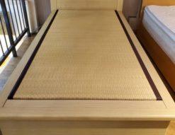 畳ベッド シングルサイズ 引き出し 収納付 シングルベッド