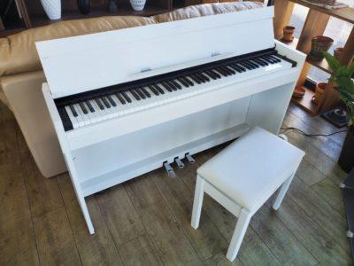 yamaha ヤマハ ピアノ 白 超美品 arius アリウス 2014年製 YDP-S51WH