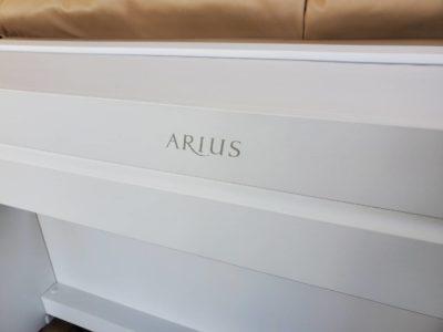 Yamaha ヤマハ Arius アリウス デジタルピアノ ホワイトカラー キレイ オシャレ かっこいい