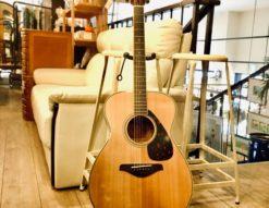 YAMAHAアコースティックギター(FS720S) * USED 美品 買取りしました!