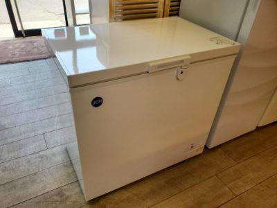 JCM ジェーシーエム 冷凍庫 197L 大容量 大型 2019年 ヨコ型 冷凍 業務用