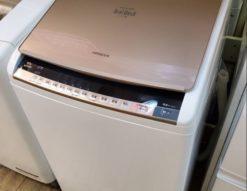 HITACHI 日立 洗濯乾燥機 9.0㎏ 5.0㎏ 9.0/5.0㎏ 洗濯機 乾燥機 2017年製 大容量 大型