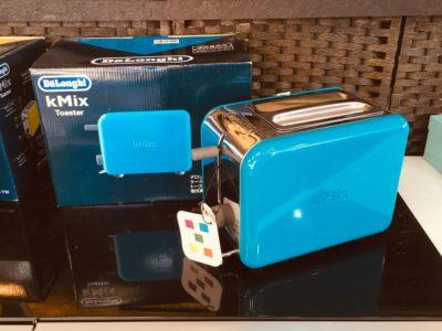 『kMix』ポップアップトースター*DeLonghi(デロンギ)買取しました!