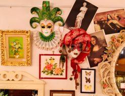 『ベネチアンマスク』 from Italy 買取しました!
