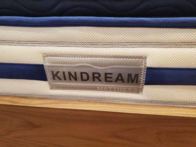 Songdream ソングドリーム Kindream ベッドフレーム ベッドマット マットレス ワイドダブル ベッド ウォールナットカラー おしゃれ インダストリアル メンズライク