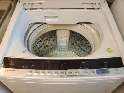 hitachi 日立 beat wash ビートウォッシュ 8㎏ 大きい容量 ファミリー向け 全自動洗濯機 洗濯機 衣類洗い ナイアガラ ガラス扉 2019年 新しい オススメ