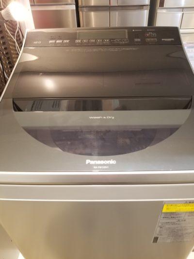 Panasonic / パナソニック 12kg/6.0kg 洗濯乾燥機 NA-FW120V1