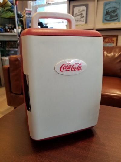Coca-Cola / コカ・コーラ ポータブル冷蔵庫 冷温庫 コカ・コーラオリジナル 懸賞当選品
