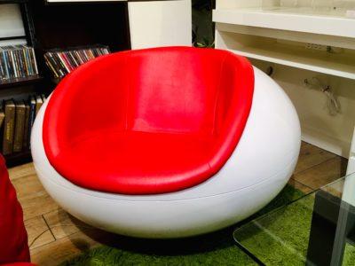 Pastil chair(パステルチェア)*エーロ・アールニオデザイン/リプロダクト品 買取りしました!