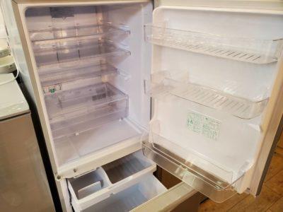 Sharp シャープ 350L冷蔵庫 2019年 新しい 美品 2~3人暮らし 2~3人用 単身者 大きめ ちょっと大きい ちょっと小さい