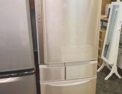 Panasonic パナソニック 406L 5ドア 冷蔵庫 2018年製 400L 大型 大きい 冷凍冷蔵庫