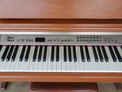 yamaha ヤマハ CLAVINOVA クラビノーバ デジタルピアノ ピアノ 木製鍵盤 ピアノ始めたい 椅子付いてる セット グレードハンマー ハイブリットモデル おススメ オススメ 早い者勝ち 本格的 高級感 キャメル ナチュラル