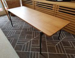 関家具 RICT / リクト 天然木 センターテーブル ローテーブル
