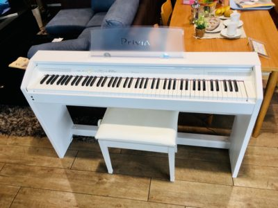 CASIO電子ピアノ*Privia(PX-760)買取しました!