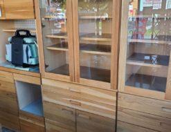 unico ウニコ HUTTE ヒュッテ カップボード 食器棚 食器収納 キッチン収納 壁面収納 北欧 ナチュラル オシャレ かわいい