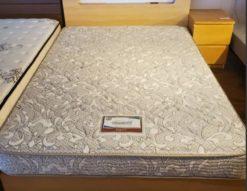 SIMMONS シモンズ dream bed ドリームベッド ダブルベッド 収納付き コンセント付き 照明付き ダブルサイズ 有名メーカー ブランド 高級 Wサイズ