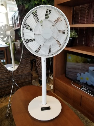 BALMUDA / バルミューダ 扇風機 GreenFanJapan / グリーンファンジャパン EGF-1500-WG