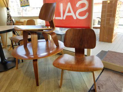 Eames / イームズ プライウッドチェア LCW ウッドレック デザイナーズ家具 リプロダクト品