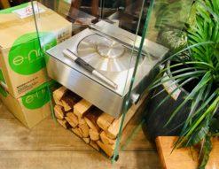 エコスマートファイヤー*バイオエタノール暖炉『GHOST』買取しました!