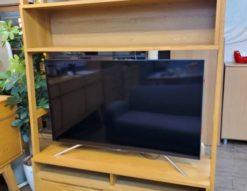 unico ウニコ リビングボード テレビボード ELEMT エレムトシリーズ ナチュラル オシャレ カフェ風 グリーンと 相性抜群 魅せる収納 飾り棚 木製