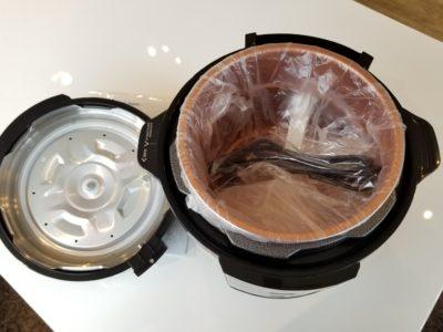 【未使用品】 ShopJapan / ショップジャパン プレッシャーキングプロ 電気圧力鍋 SC-30SA-JO1