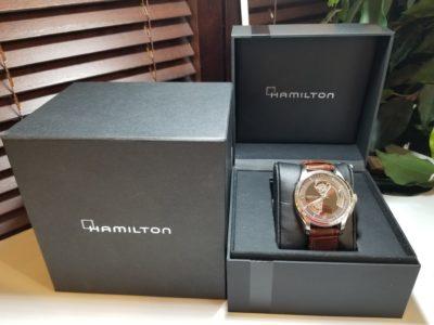 HAMILTON / ハミルトン ジャズマスター オープンハート 腕時計 H325651