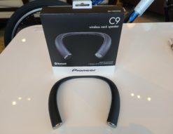 Pioneer / パイオニア ワイヤレスネックスピーカー C9 Bluetooth SE-C9NS