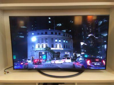 4K シャープ SHARP 2017年製 LC-50U45 50V型4K液晶 TV 回転式スタンド リッチカラー YouTube ミラーリング Miracas 録画
