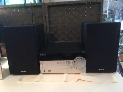 ハイレゾ対応 マルチオーディオコンポ 音響機器 スピーカー SONY CMT-SX7 高音質 ダイナミックサウンド Bluetooth Wi-Fi ワイヤレス