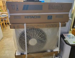 HITACHI 日立 hitachi 2.2kw ルームエアコン クーラー 冷房 暖房 新品 未開封 2019年 未使用 箱入り 白くまくん コンパクト 2019年式 6畳用 単身用 子供部屋 寝室 オススメ