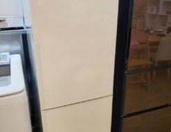 SHARP シャープ 271L 2ドア 冷蔵庫 2018年製 プラズマクラスター 引き出し式 冷凍庫 250L 以上 300L 以下 中型 単身 一人暮らし 大きめ