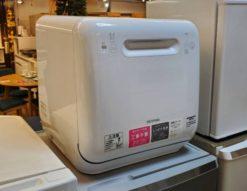 IRIS OHYAMA アイリスオーヤマ アイリス オーヤマ 食器洗い乾燥機 食洗機 2020年製 2020年モデル 新しい 工事不要 送風乾燥 単身用 2人暮らし用 2~3人暮らし オススメ 家事 時短