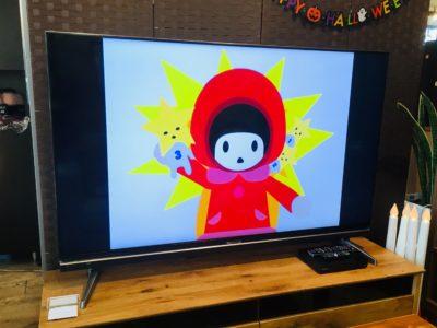 SHARP*60型TV『クアントロ』2014年製(LC-60XL20)買取しました!
