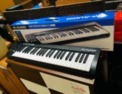 M-AUDIO*49鍵USB MIDIキーボード(Keystaion49mk3)買取しました!