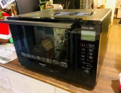 Panasonic*オーブンレンジ『エレック』(NE-MS267-K/2020年製)買取しました!
