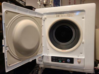 HITACHI / 日立 衣類乾燥機 乾燥5K DE-N50WV 2018年製
