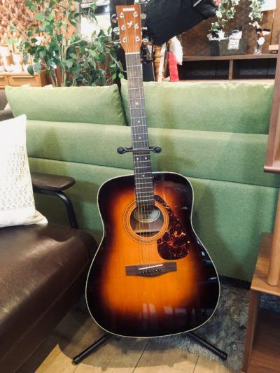 YAMAHA*アコースティックギター(F620 TBS)買取しました!