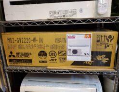 新品 未開封 MITSUBISHI 三菱 2.2kw ルームエアコン 2020年モデル 霧ヶ峰 GVシリーズ 壁掛け 単相100V 6~9畳用 6畳 9畳 5畳 5~6畳 冷暖房 ピュアホワイト エアコン スマートフォン対応