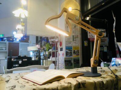Pollux*LEDテーブルライト 買取しました!