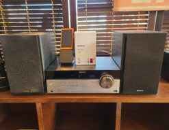 SONY / ソニー マルチコネクトコンポ ミニコンポ CMT-SBT100 Bluetooth