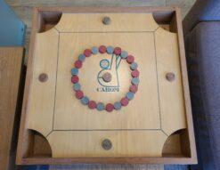 ボードゲーム カロム 彦根カロム 滋賀県彦根市 卓上ゲーム