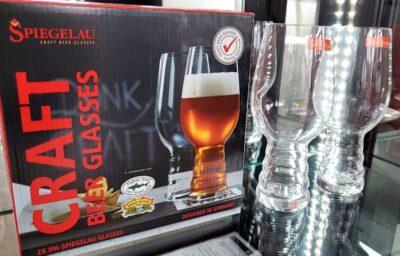 spiegelau シュピゲラウ craft beer glasses クラフト ビール グラス ペア IPA インディアペールエール ドイツブランド 深み 華やかな香り ブルワー クラフトビール 食洗機 耐久性 シュピゲラウグラス おススメ 未使用品 オシャレグラス かわいい かっこいい 飾るだけ リサイクルショップ リサイクル 再良市場 天白区 名東区 中古品 新品 買取 持ち込み 大歓迎