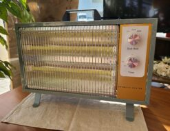 Hermosa / ハモサ レトロデザイン 暖房器具 電気ストーブ RH-002