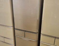 SHARP シャープ 412L 5ドア 冷蔵庫 2020年製 高年式 どっちもドア プラズマクラスター スリム 片開き 2020年 20年製 シルバー 400L 450L 大容量 美品 キレイ お洒落 キッチン 冷凍冷蔵庫 おススメ