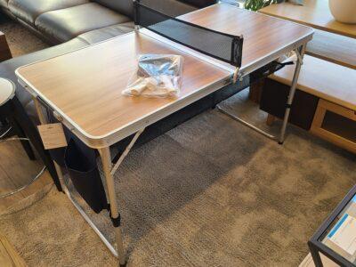 【アウトレット品】 ピンポンテーブル 折り畳みアウトドアテーブル 卓球テーブル